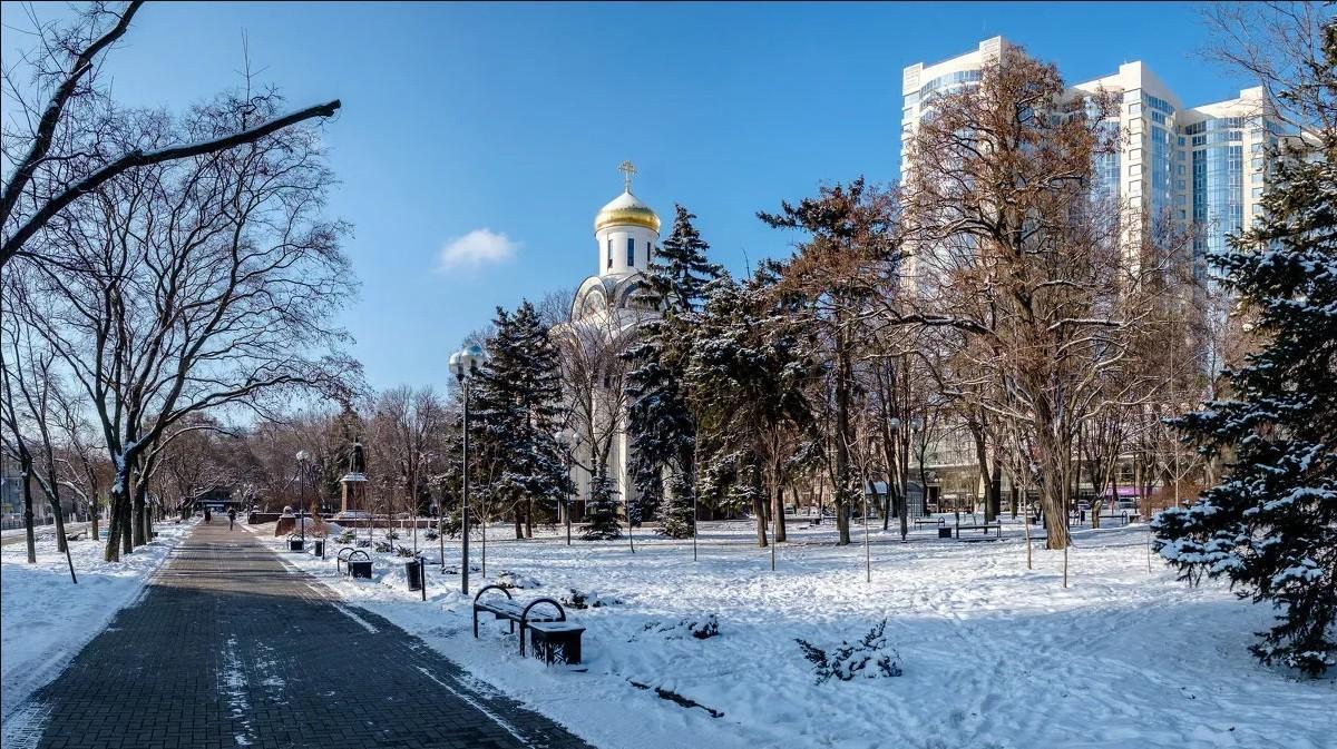 Синоптик рассказал, какая погода ожидает Ростовскую область в декабре