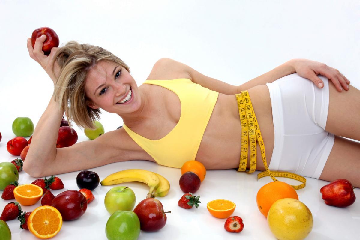 Как похудеть без диет и фитнес-центра