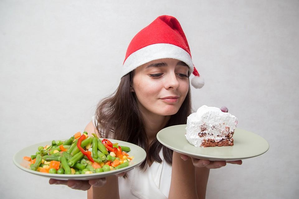 Как быстро похудеть к Новому году, когда нет времени