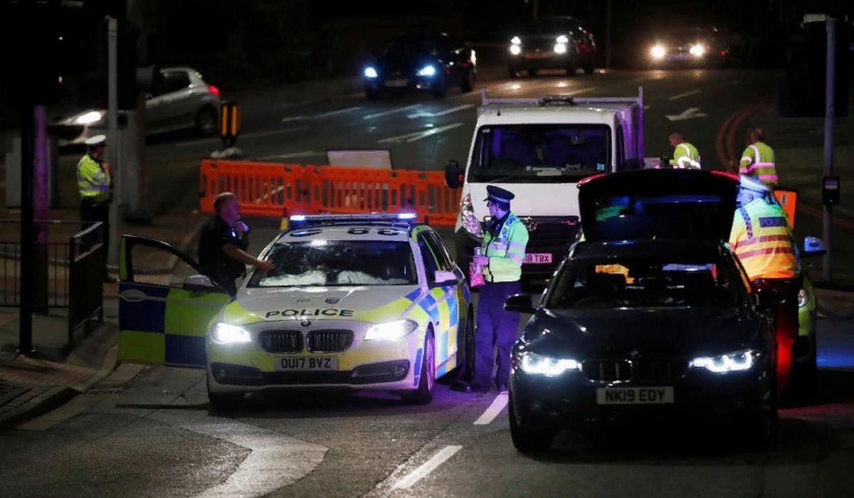 британская полиция фото