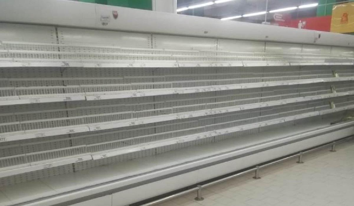В Минприроды опровергли риск появления пустых полок в магазинах