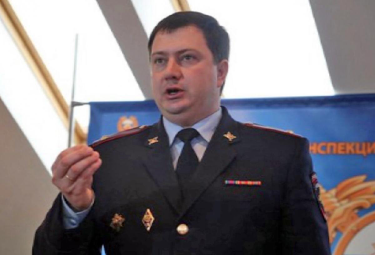 Глава ГИБДД Ставрополья Сафонов