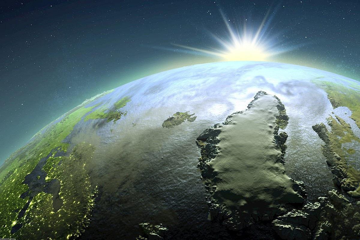 аномалия на северном полюсе