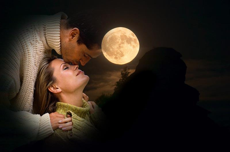 Поцелуй при полной Луне и запрет на хирургические операции: какие бывают приметы на полнолуние