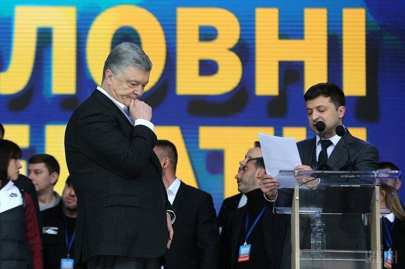 Выдачу денег массовке Порошенко засняли на видео – СМИ