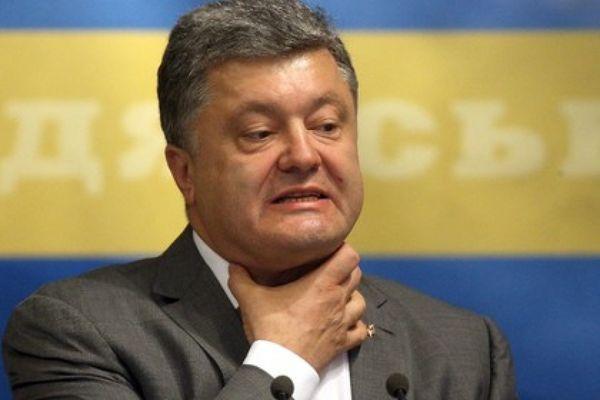 Порошенко приказал начать стрельбу в Донбассе