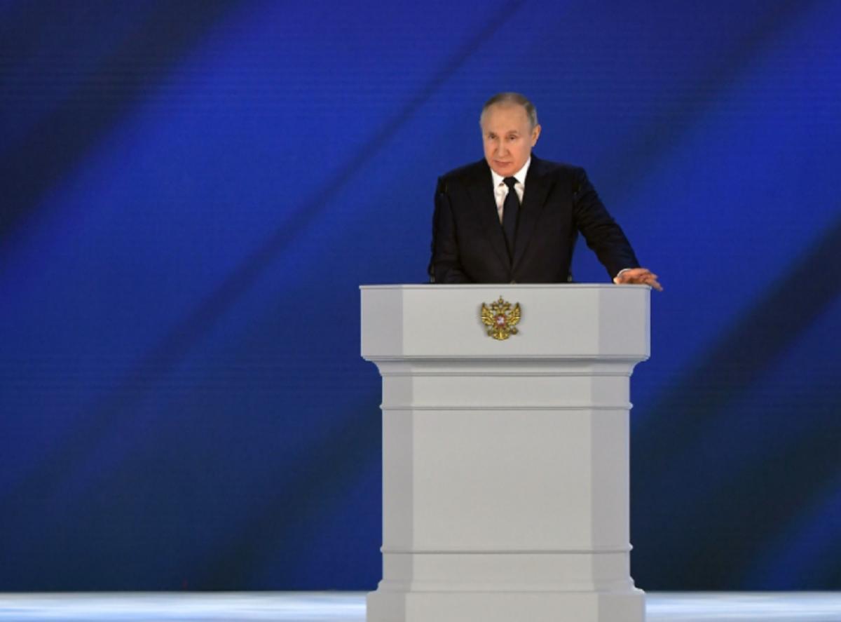 Путин назвал высший национальный приоритет в России