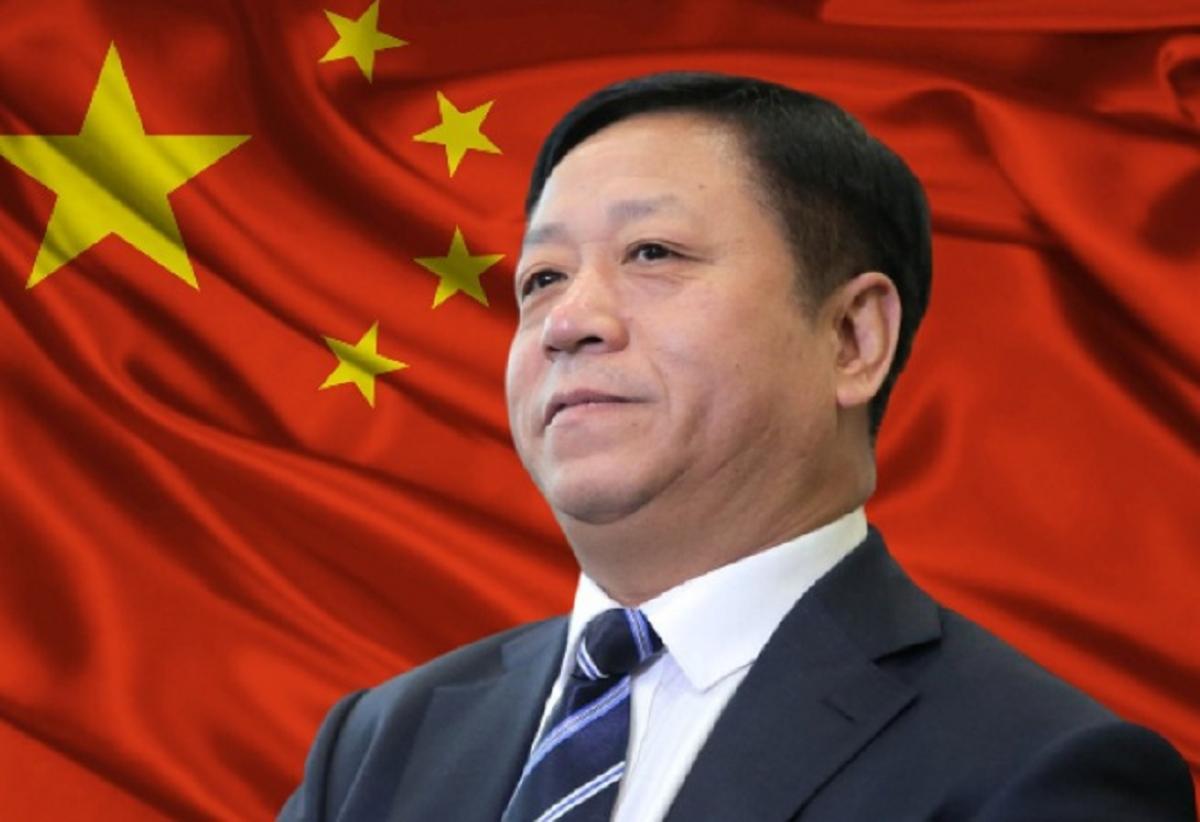 Чжан Ханьхуэй после КНР в Москве