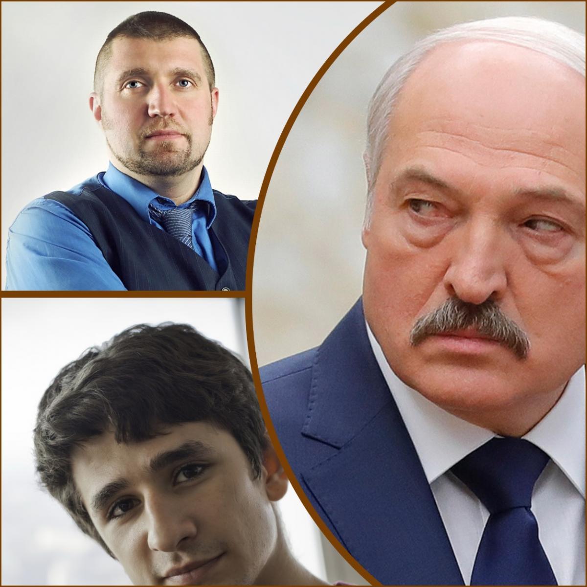Дмитрий Потапенко Майкл Наки