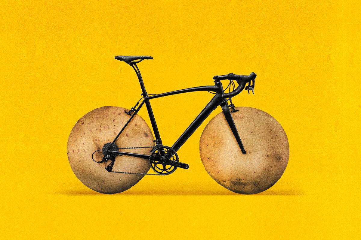 Картофель способен заменить спортивное питание, - исследование