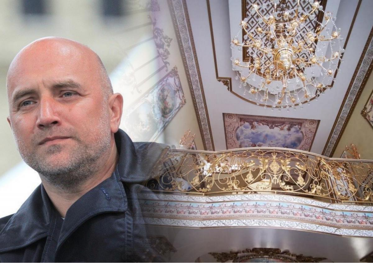 Прилепин раскрыл, что его изумило в скандале с «дворцом» главы ГИБДД по Ставрополью