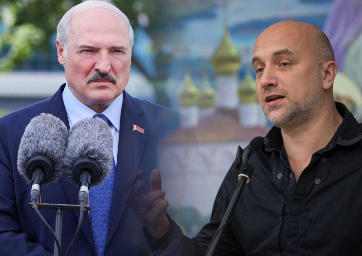 Александр Лукашенко и Захар Прилепин