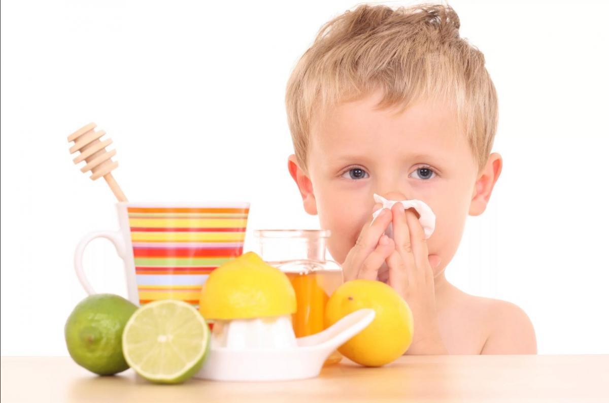 Врач-иммунолог рассказала, как уберечь ребенка от сезонных ОРВИ