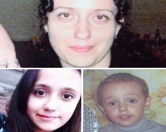 В Ростове разыскивают пропавшую мать с двумя детьми