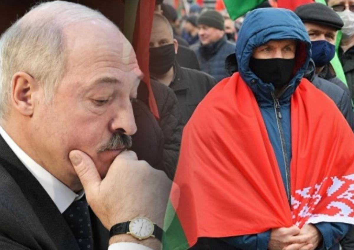 Новая волна протестов в Белоруссии