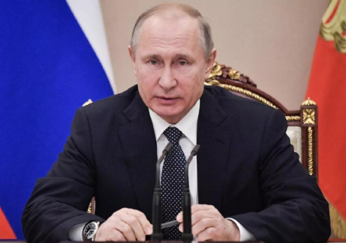 Путин сообщил о скором запуске четвертой российской вакцины против COVID-19
