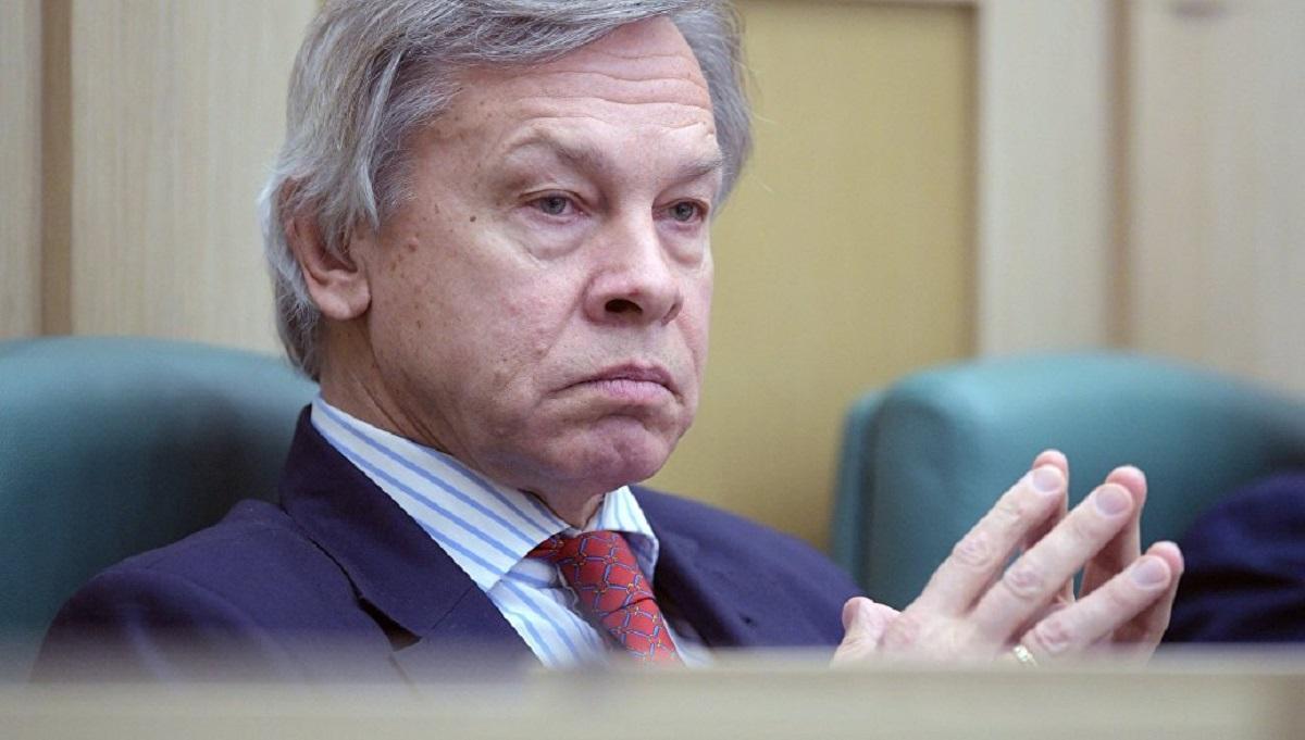 Пушков прокомментировал «цирк» Зеленского