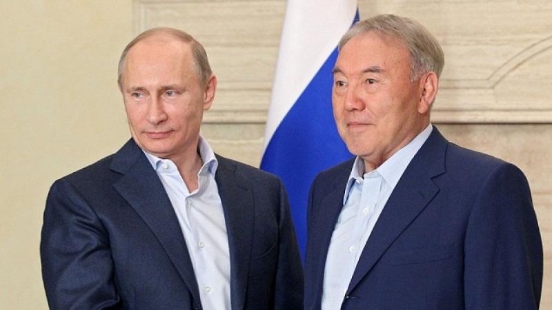 О чем говорили Путин и Назарбаев перед объявлением об отставке, раскрыли в Астане