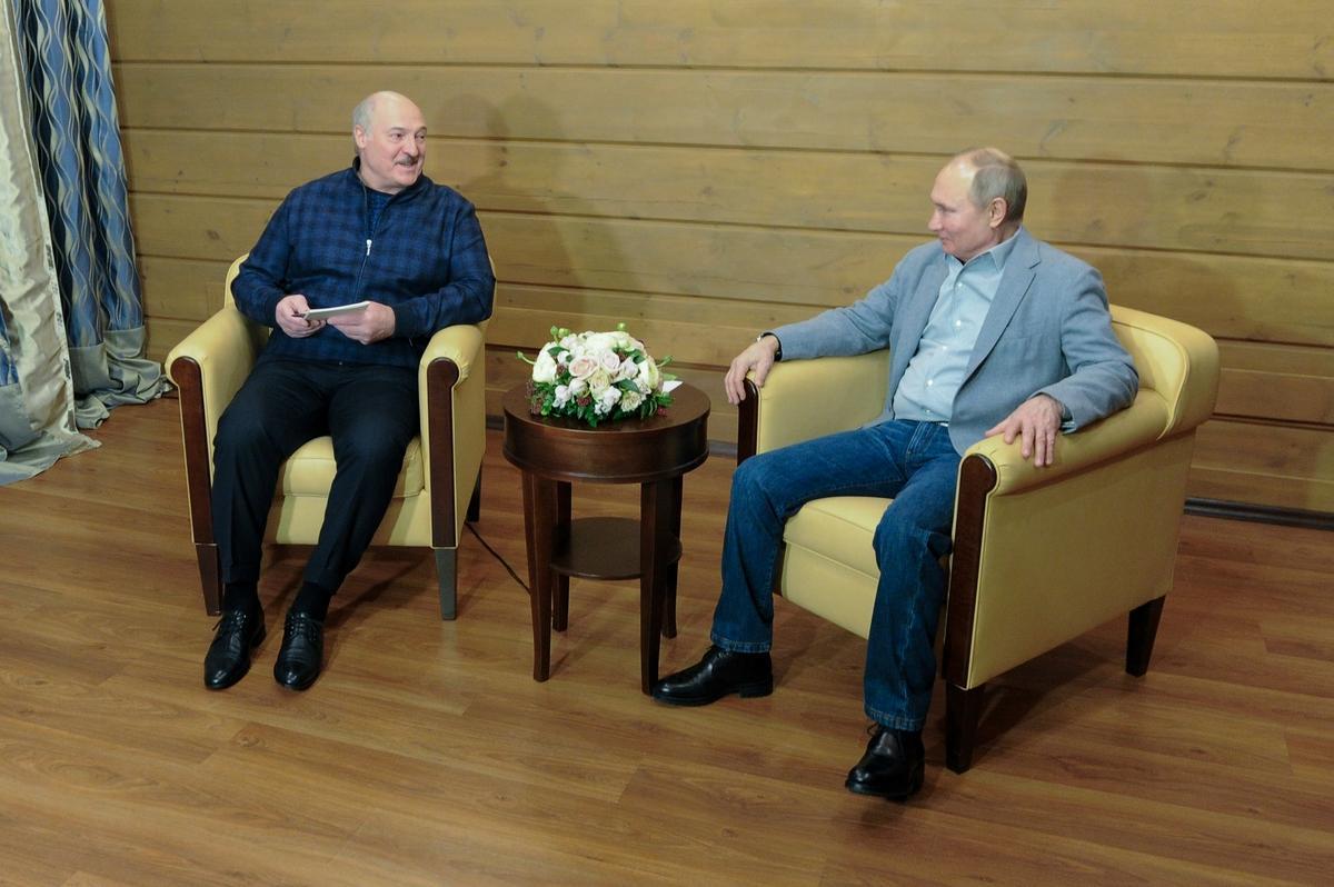 ТГ-канал «Незыгарь»: Лукашенко может сменить новый премьер-министр Белоруссии