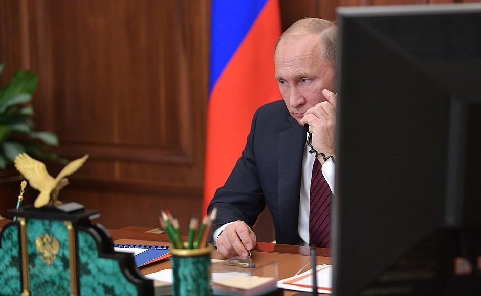 «Он сделал это впервые»: на Украине в шоке – такого от Владимира Путина никто не ожидал