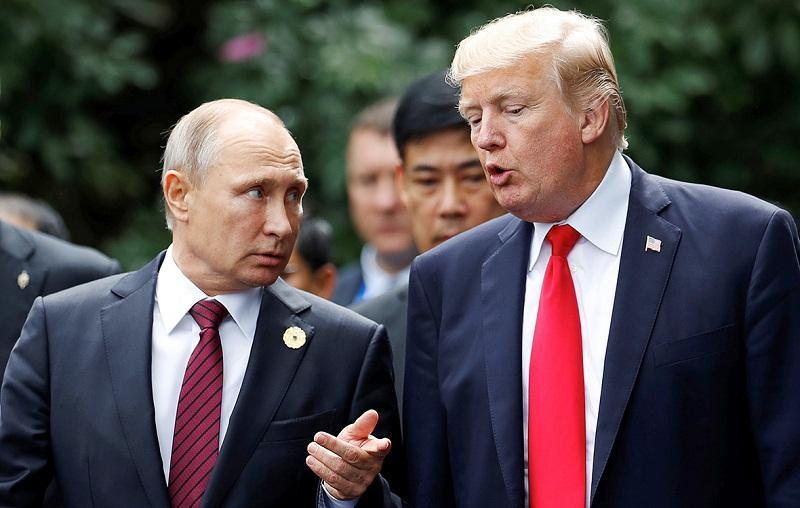 Кремль отреагировал на заявление Трампа об отмене встречи с Путиным