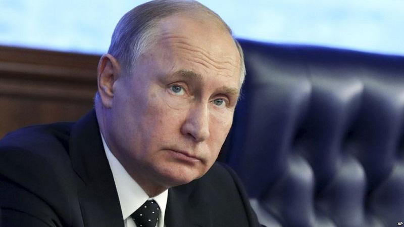 Путин сделал первые пять заявлений в ходе пресс-конференции