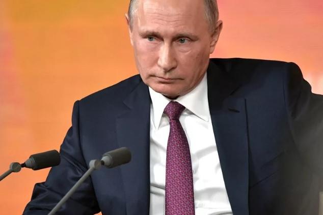 """Путин одобрил введение генетических паспортов для всех россиян"""""""