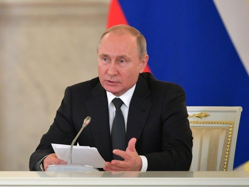 Путин рассказал о простом способе решить проблему в Екатеринбурге