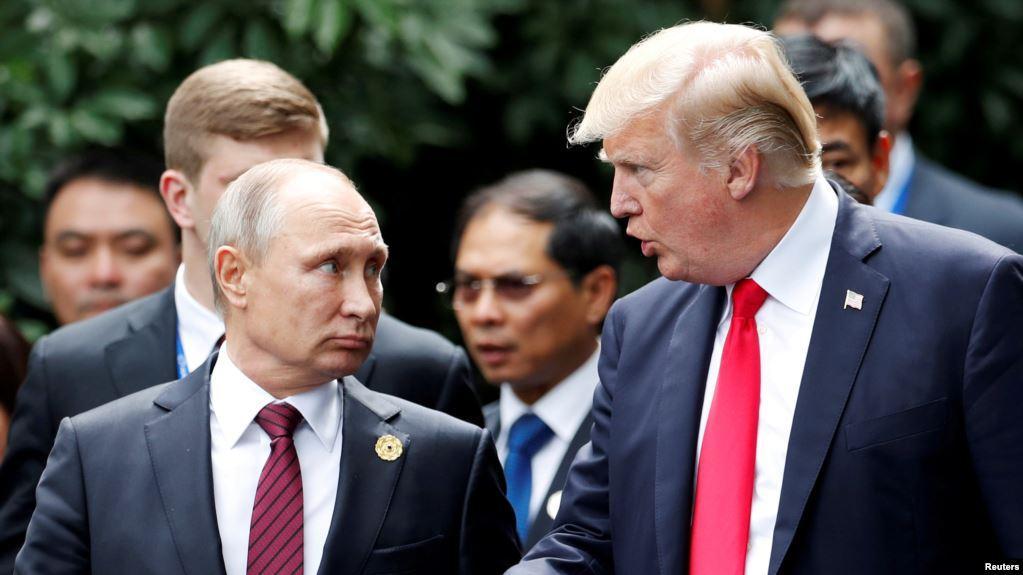 В Белом доме не планируют встречу Трампа и Путина во Франции
