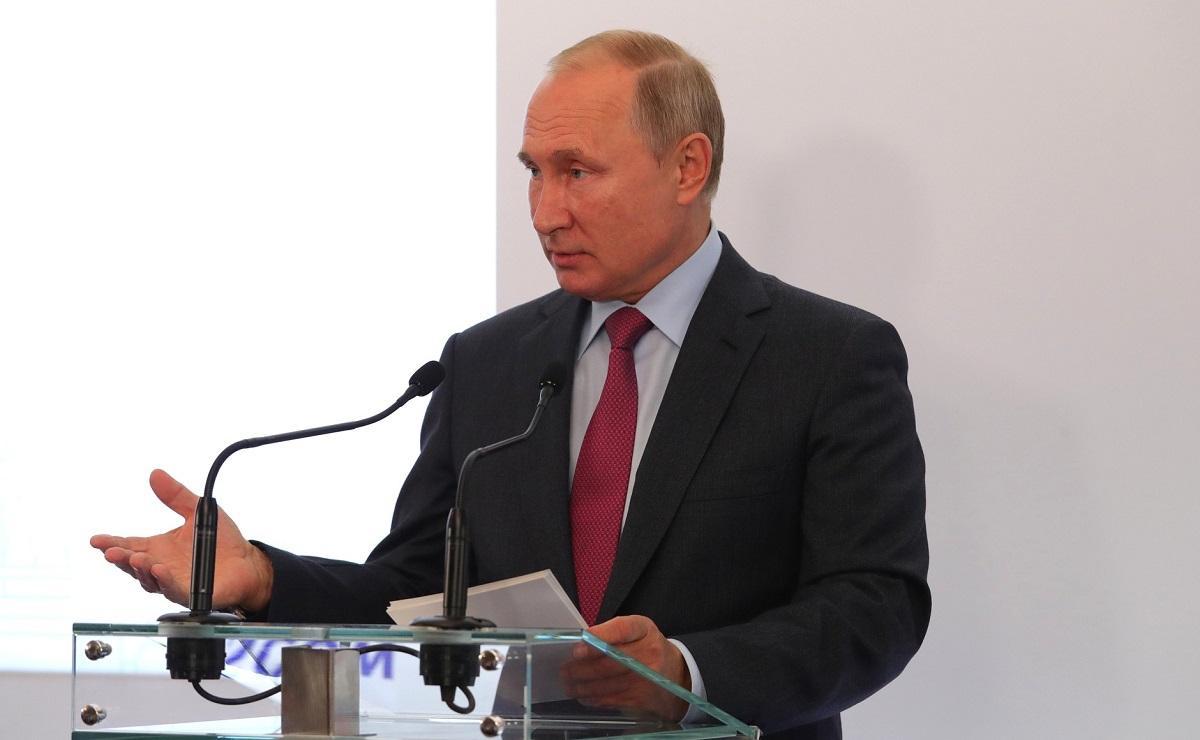 Путин назвал борьбу с онкологией приоритетной задачей здравоохранения