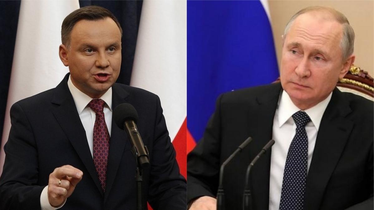 Президента Польши подняли на смех из-за его страха перед Путиным