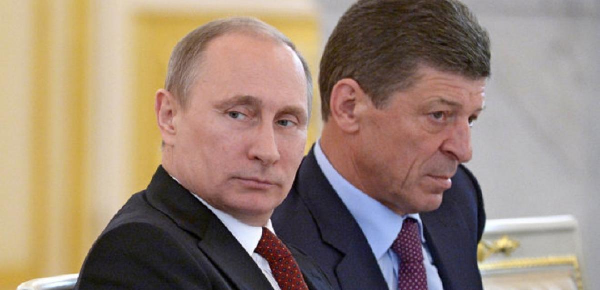 Козак о переговорах по Донбассу