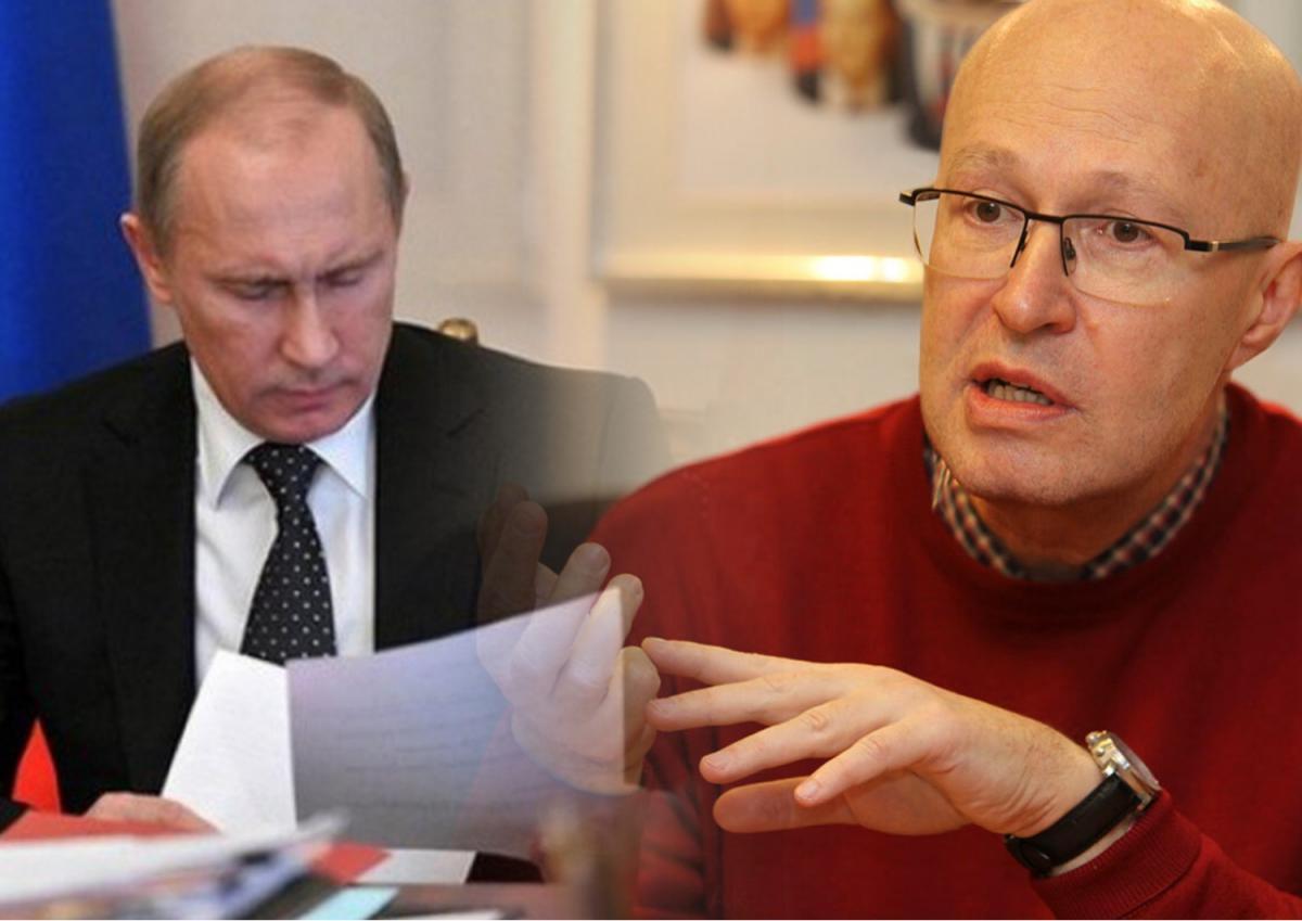 Политолог рассказал об арестном списке Путина, который начинается с Фургала