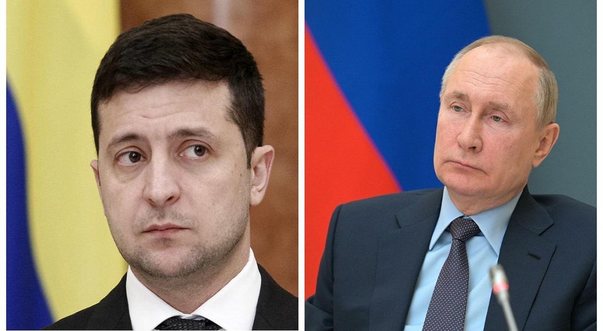 Зеленский позвал Путина в Донбасс