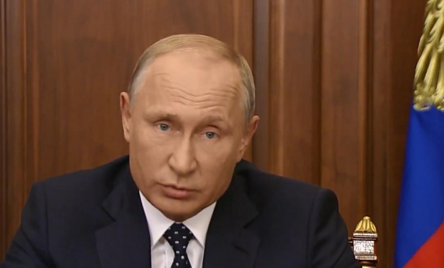 Обращение Путина по повышению пенсионного возраста: «тянуть нельзя»