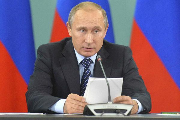 Путин сделал заявление об устанавливающемся балансе в мире