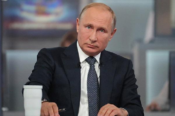 Путин снял с должности 9 генералов силовых ведомств