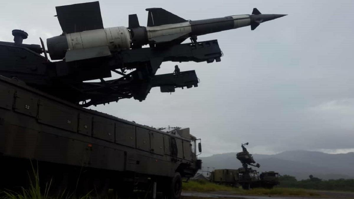 ПВО Венесуэли сбили американский самолет