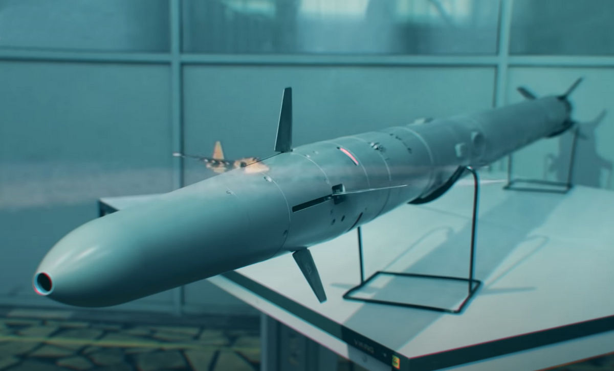 "Ракета ""Вихрь-1"""