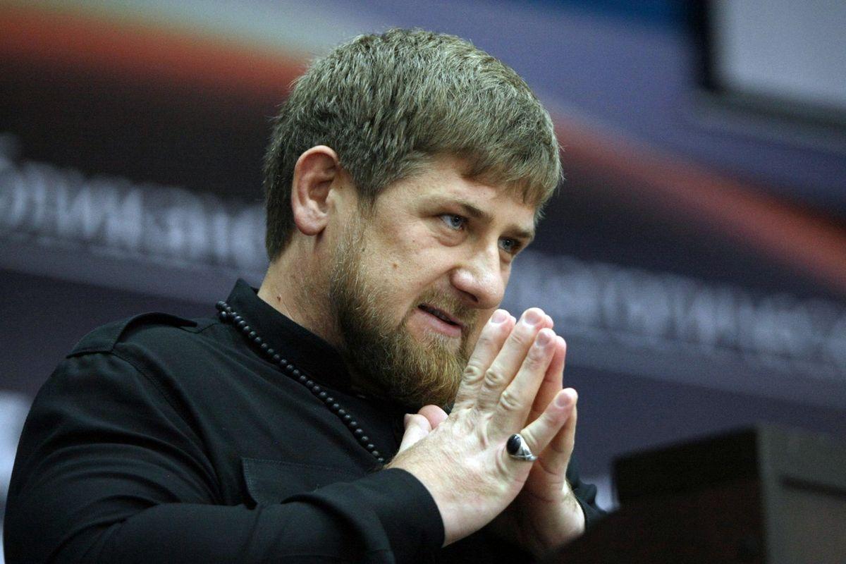 Рамзан Кадыров фото