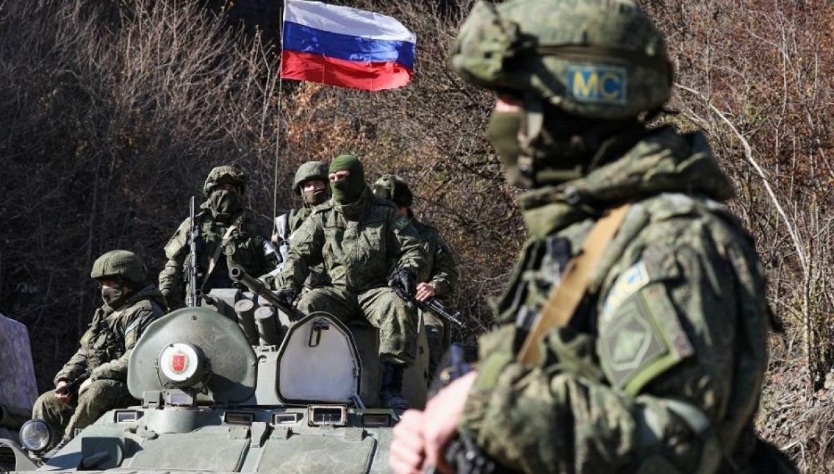 Российские миротворцы