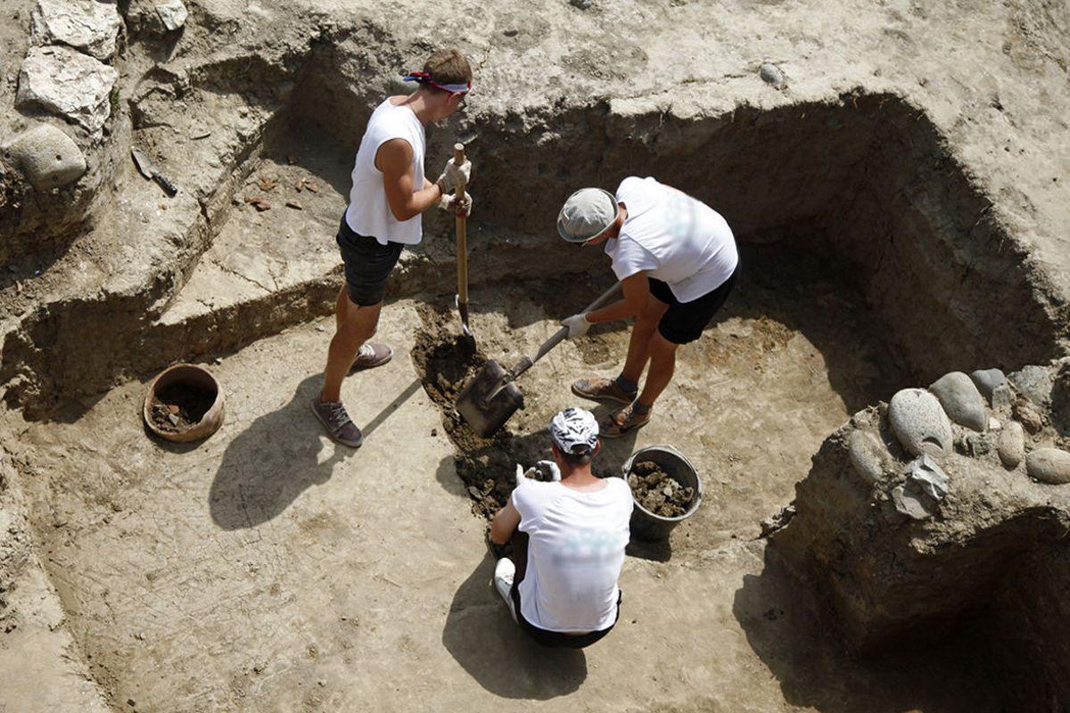 раскопки в Краснодарском крае