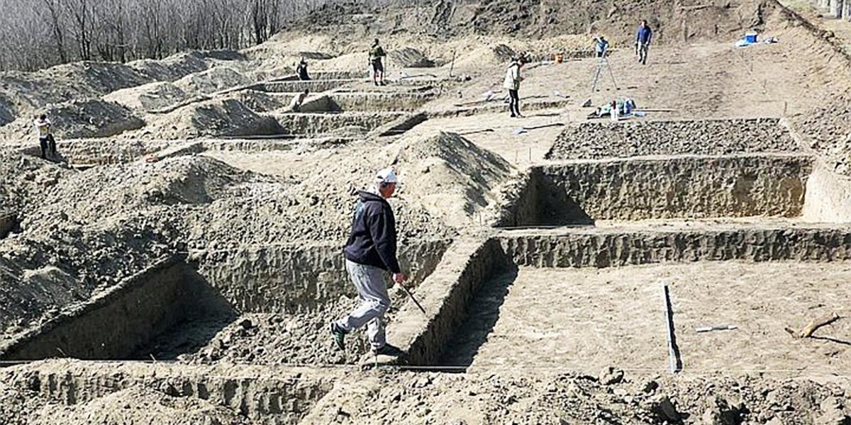 Раскопки Кисловодск древние цивилизации