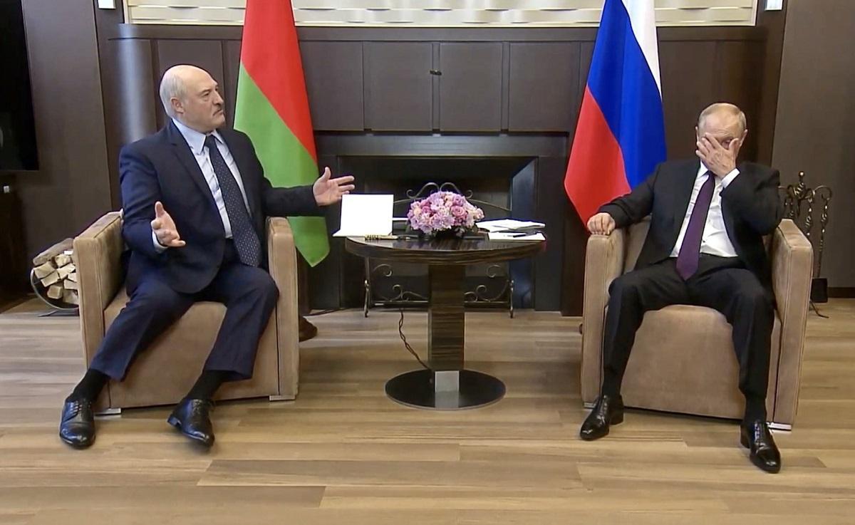 Жаров сообщил о возможном новом конфликте Путина и Лукашенко