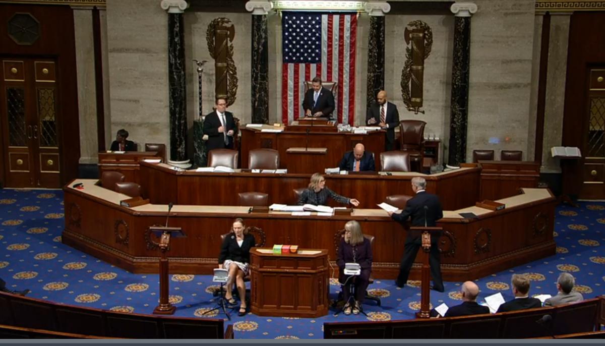 Конгресс США принял законопроект о допинговом сговоре