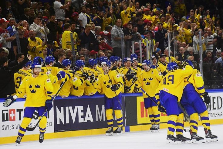 ЧМ-2018 по хоккею: россияне проиграли шведам и получают «в подарок» Канаду