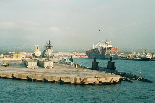 Россия арендует сирийский порт на полвека