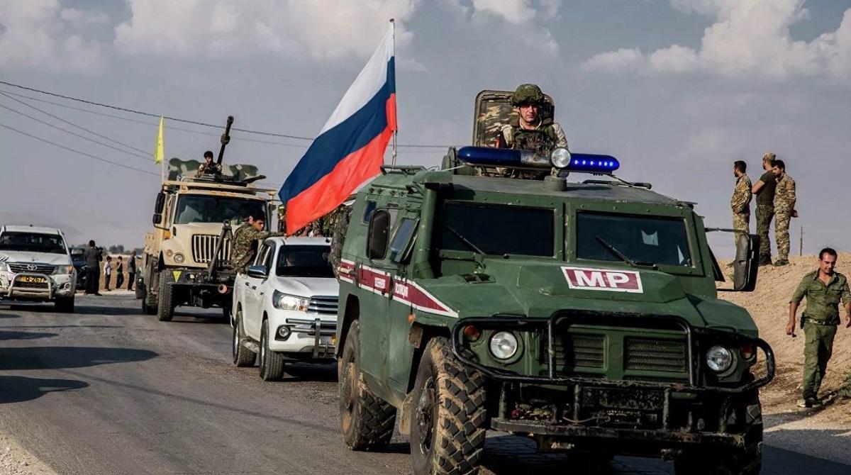 Российские войска на Ближнем Востоке