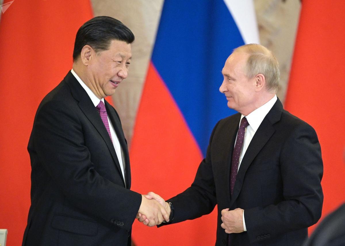 """Россия и Китай запустят """"Силу Сибири"""" в режиме телемоста"""