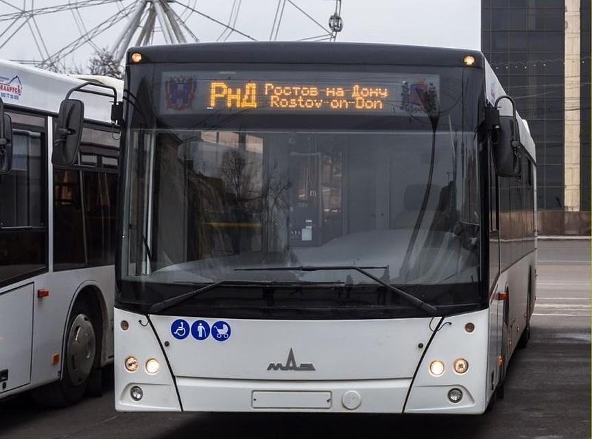 Ростовчане жалуются на нехватку автобусов из-за чемпионата мира по футболу